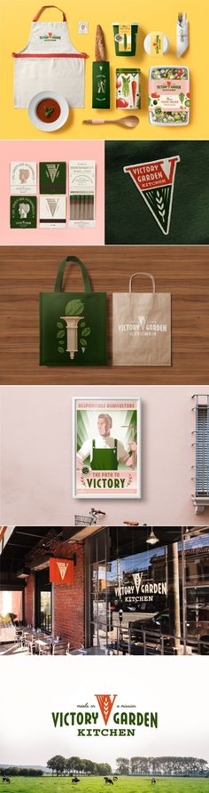 This Sustainable Restaurant Concept Encourages Everyone To Do Their Part To Keep Waste Down — The Dieline | Packaging & Branding Design & Innovation