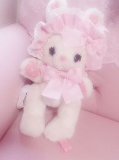 Uploaded by neb!! 🍄🧸. Find images and videos about cute, pink and kawaii on We Heart It - the app to get lost in what you love. Softies, Plushies, Cute Pink, Pretty In Pink, Alluka Zoldyck, Baby Pink Aesthetic, Cute Stuffed Animals, Pink Themes, Everything Pink