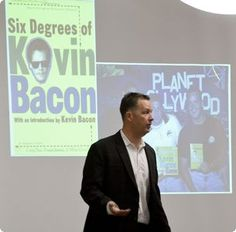 Brian Turtle talks about creating the Six Degrees of Kevin Bacon game.