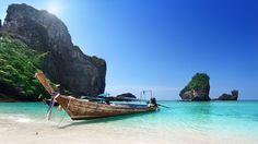 Phi Phi Islands, Thailand :)