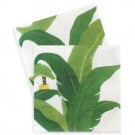 Χαρτοπετσέτες Troppo Leaf Paper Eskimo