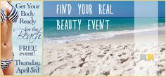 Find Your Real Beauty Event • The Lake Country Mom