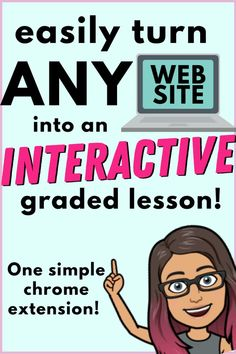 Teaching Tool: Turn Any Website into an Interactive Virtual Lesson - Teach Every Day