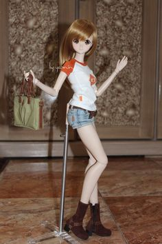 Smart Doll Mirai Suenaga by GuitarSorrows