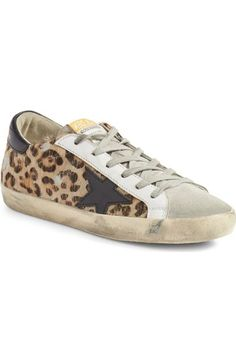 bdc4d6192c7 Crafted of genuine calf hair in a mischievous leopard print