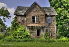 Abandoned.......  haunted........