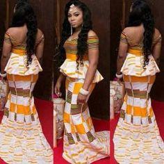 African Dresses Ankara Style http://www.dezangozone.com/2016/05/african-dresses-ankara-style_18.html