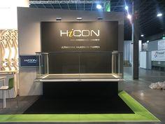 Glasbalustrade van Renovum in combinatie met ultra dunne balkonplaat van Hi-Con