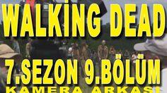 The Walking Dead 7.Sezon 9.Bölüm Kamera Arkası Türkçe Altyazılı İzle