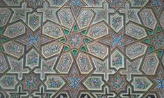 Plafond du Musée Bardo | Tunisie