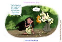 Pocket Princesses 23 - disney-princess Photo