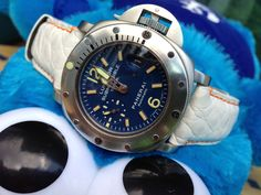 Cookie Mon with Panerai PAM  27