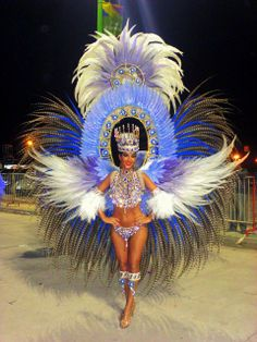 #Carnival and #Brazil Party Theme | Carnival Costumes whit Swarovski Elements
