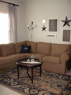Homebody: New Living Room Accents