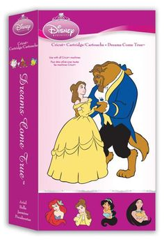 Dreams Come True http://www.cricut.com/res/handbooks/DreamsComeTrue_cw.pdf