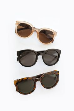 Andrea Oversized Sunglasses, Statement Shades, Sunnies – Morning Lavender