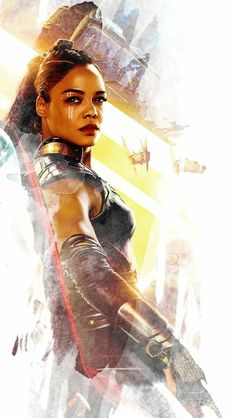 Tessa Thompson as valkyrie in Thor Marvel Comic Universe, Marvel Women, Marvel Girls, Marvel Dc Comics, Marvel Heroes, Marvel Cinematic Universe, Marvel Avengers, Marvel Characters, Marvel Movies