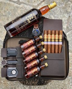 Husband Fathers Day Gifts, Fathers Day Gift Basket, Gifts For New Dads, Gifts For Father, Good Cigars, Cigars And Whiskey, Cigar Cases, Cigar Accessories, Cigar Girl