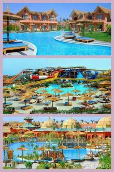 Zomer 2016 Jungle Aqua Park Hurghada
