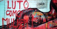 Sete mulheres grafiteiras que você precisa conhecer - Guia da Semana