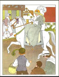 Blanche Fisher Wright, Mother Goose Rhymes
