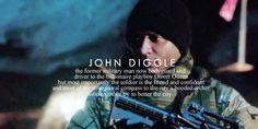 Arrow - John Diggle