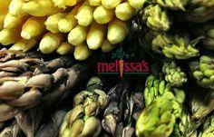 We carry White, Purple, & Organic Asparagus as well as Regular Green Asparagus!