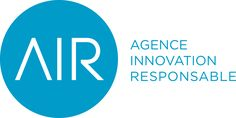 Logo Air Agence Sobre, efficace, internationnal #conseil #RSE # CSR #Eco #Logo