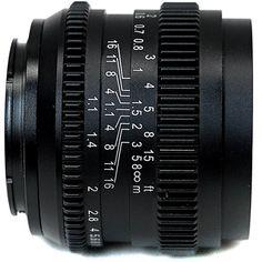 SLRMagic 50mm f:1.1 lens for Sony FE-mount 2