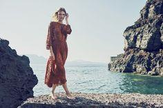 Zimmermann Resort Swim 16: Alchemy Embroidery Long Dress