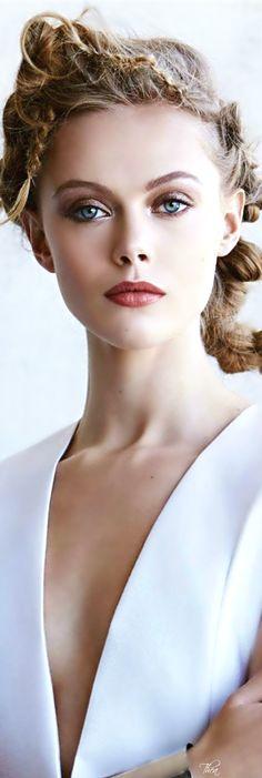 Swedish Model, Frida Gustavsson ● Jil Sander