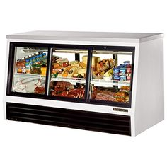 True 6sliding Door Lowheight 25 Cu Ft Passthru Deli Case  TSID726L ** Check out this great product.  This link participates in Amazon Service LLC Associates Program, a program designed to let participant earn advertising fees by advertising and linking to Amazon.com.