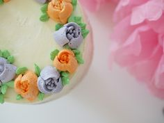 Flower Piping