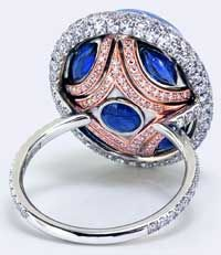 Leon Mege, Moonstone Ring