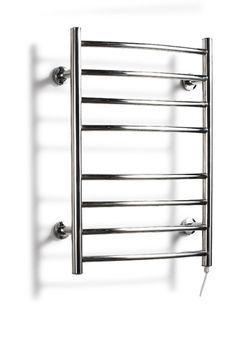 Heated towel rack , electric towel warmer ,304 stainless steel heated towel rail YF17S