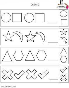 Kindergarten Prep, Kindergarten Math Worksheets, Teaching Math, Preschool Activities, Preschool Classroom, Future Classroom, Grade R Worksheets, Printable Math Worksheets, Math Lesson Plans