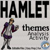 hamlet theme essay on revenge