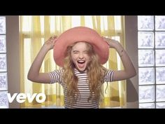 Sabrina Carpenter - Can't Blame a Girl for Trying (Official Video) - YouTube