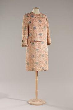 Dinner Suit    Coco Chanel, 1964    The Metropolitan Museum of Art