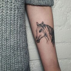 65 Tatuagens de Cavalo Criativas e Inspiradoras
