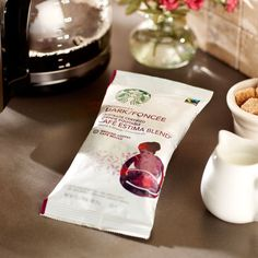 Fair Trade Certified ™ Cafè Estima Blend® Portion Packs | Starbucks® Store. Get Free Shipping on Orders Over $75 Starbucks Coupon, Starbucks Store, Starbucks Coffee, Coffee Store, Nutritious Meals, Keurig, Fair Trade, Chocolate Chip Cookies, Coupons