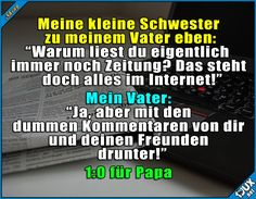 Der Vorteil von Zeitungen ^^ Lustige Sprüche #Humor #jux #1jux #Sprüche #Jodel #lustigeSprüche #Humor #Topjodel #bestjodel #lustig