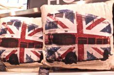 cheap london gift bus pillow primark