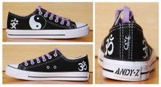 Zapatillas pintadas a mano Custom sneakers