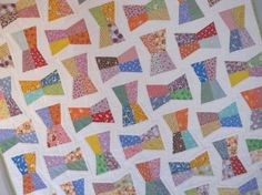 KITE TAILS Quilt Pattern from Quilts by Elena by carolinasquirrell