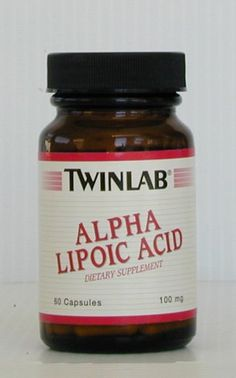 Alpha Lipoic Acid. Dr. Perricone ( J-Lo's dermatologist) is all up on this ish.