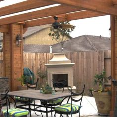 The pergola you choose will probably set the tone for your outdoor living space, so you will want to choose a pergola that matches your personal style as closely as possible. The style and design of your PerGola are based on personal Wood Pergola, Cheap Pergola, Outdoor Pergola, Backyard Pergola, Pergola Plans, Pergola Kits, Pergola Ideas, Patio Roof, Curved Pergola
