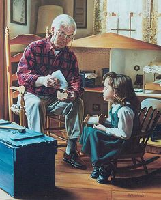 Grandparents - Image du Blog arcus.centerblog.net