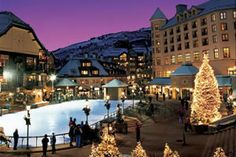 Beautiful Beaver Creek, Colorado.