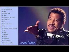 Lionel Richie Greatest Hits Full Album - Best Songs Of Lionel Richie Still In Love, L Love You, Im In Love, Lionel Richie, Greatest Songs, Greatest Hits, Hello Youtube, Jennifer Nettles, Big Songs